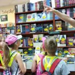 Lekcja w taniej księgarni w Bydgoszczy